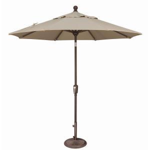 Catalina - 7.5' Octagon Umbrella with Push Button Tilt