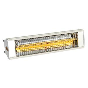XL Series 1500W - Electric Infrared Commercial Heater 240V - White