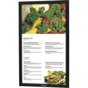 42 Inch Pro Series Full Sun Outdoor Portrait Digital Signage with 1080p - 700 NITS