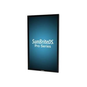 55 Inch Pro Series Full Sun Outdoor Portrait Digital Signage with 1080p - 700 NITS