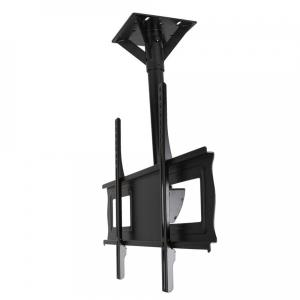"Ceiling Mount with Tilt for TVs 37"" to 80"" and includes 18"" fixed pole"
