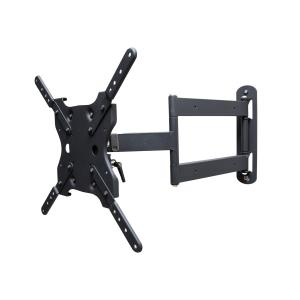 """Single Arm Articulating Wall Mount for 32"""" - 43"""" Outdoor TVs"""