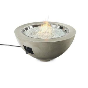 "Cove - 30"" Gas Fire Pit Bowl"