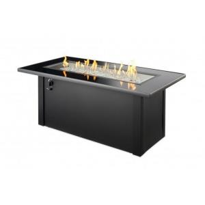 """Monte Carlo - 59.25"""" Linear Gas Fire Pit Table"""