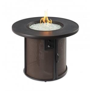 """Stonefire - 31.5"""" Gas Fire Pit Table"""