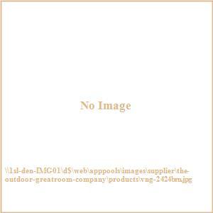 "Vintage - 49"" Square Gas Fire Pit Table"