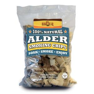 Alder Smoking Chips (Set Of 4)