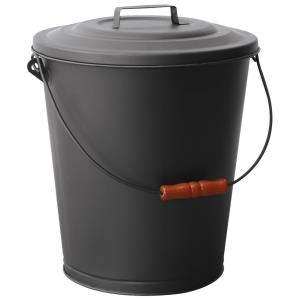 Ash Bin with Lid