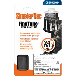 Skeetervac - Fine Tune Biting Insect Lure Replacement