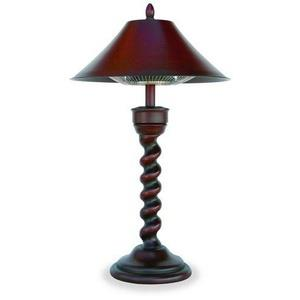 New Orleans - 34 Inch Portable Table Lamp Electric Heater