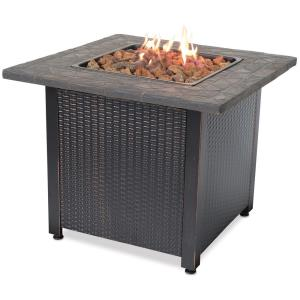 "Endless Summer - 30"" Liquid Propane Gas Outdoor Fireplace"