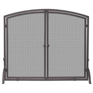 "39"" Single Panel Screen with Doors"