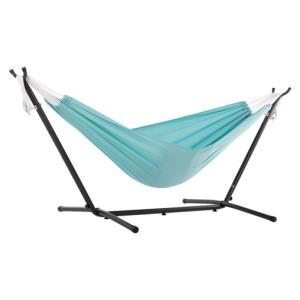 Viveres Combo - 9ft Polyester Hammock with Stand