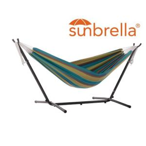 Viveres Combo - 9ft Sunbrella Hammock with Stand