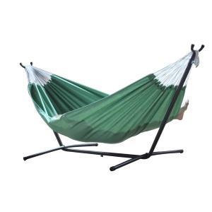 Vivere - Sunbrella Hammock Combo with 9 Foot Stand