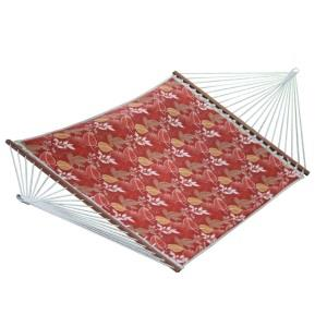 Vivere - Quilted Fabric Double Hammock
