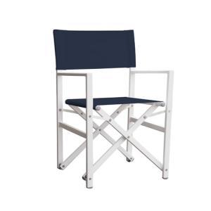 Studio Aluminum Folding Directors Chair