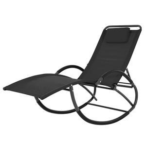Wave Laze Chair - Aluminum